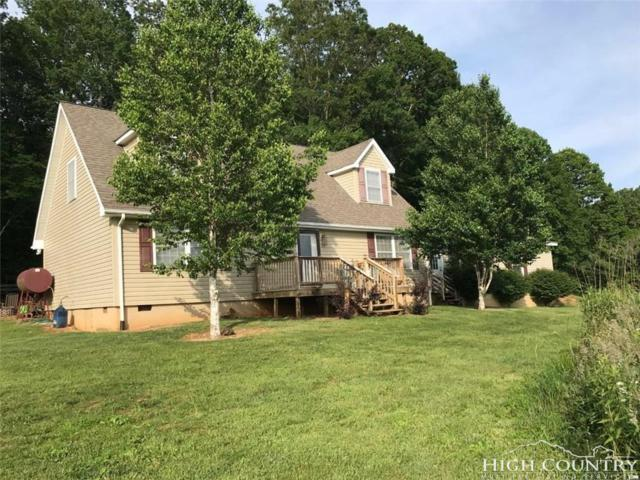 191 Greenfield Ln Road, West Jefferson, NC 28694 (MLS #201766) :: Keller Williams Realty - Exurbia Real Estate Group