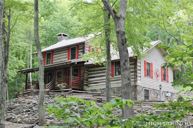 144 Old Mill Road, Todd, NC 28684 (MLS #201796) :: Keller Williams Realty - Exurbia Real Estate Group