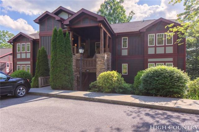 341 Peaceful Haven Drive B-5, Boone, NC 28607 (MLS #201903) :: Keller Williams Realty - Exurbia Real Estate Group