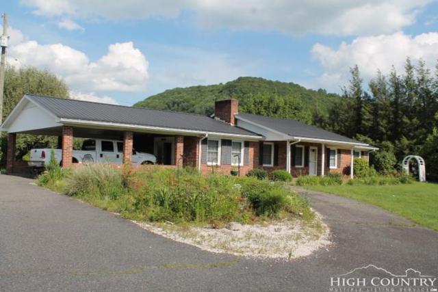 519 A Beaver Creek School Road, West Jefferson, NC 28694 (MLS #201984) :: Keller Williams Realty - Exurbia Real Estate Group