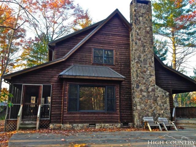 261 West Ridge Road, Ferguson, NC 28624 (MLS #202368) :: Keller Williams Realty - Exurbia Real Estate Group