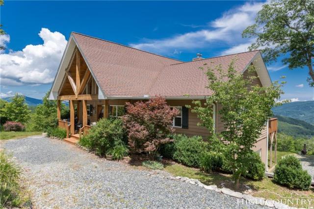 130 Summit Trail, Banner Elk, NC 28604 (MLS #202415) :: Keller Williams Realty - Exurbia Real Estate Group