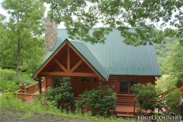 340 E Hidden Mountain Lane, Crumpler, NC 28617 (MLS #202512) :: Keller Williams Realty - Exurbia Real Estate Group