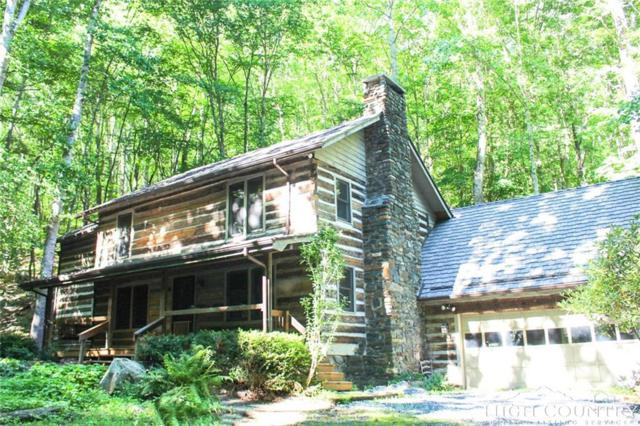 244 Falls Creek Road, Todd, NC 28684 (MLS #202531) :: Keller Williams Realty - Exurbia Real Estate Group