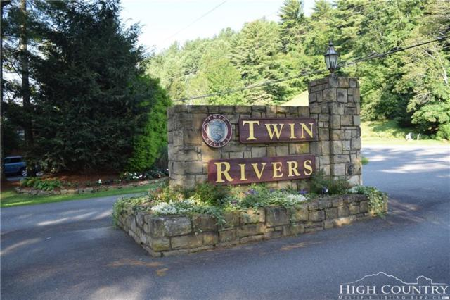 Lot 306 Twin Rivers Drive, Boone, NC 28607 (MLS #202610) :: Keller Williams Realty - Exurbia Real Estate Group