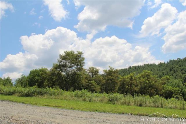 TBD Green Meadows Drive, Todd, NC 28684 (MLS #202844) :: Keller Williams Realty - Exurbia Real Estate Group