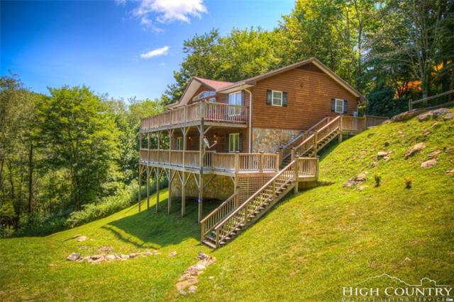 483 Willow Mountain Drive, Vilas, NC 28692 (MLS #202924) :: Keller Williams Realty - Exurbia Real Estate Group