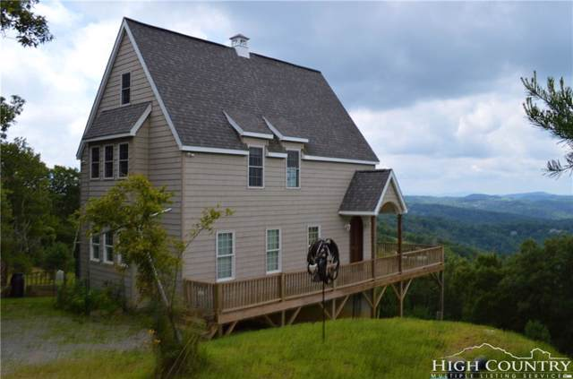 1415 Green Mountain Road, Sparta, NC 28675 (MLS #202998) :: Keller Williams Realty - Exurbia Real Estate Group