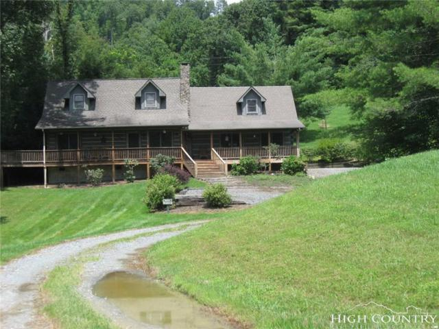 164 Marie's Path, Sugar Grove, NC 28679 (MLS #203021) :: Keller Williams Realty - Exurbia Real Estate Group
