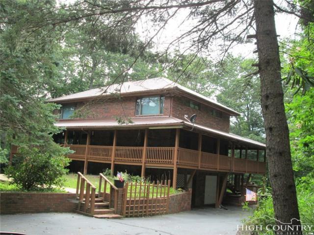 734 Bear Ridge Trail, Fleetwood, NC 28626 (MLS #203082) :: Keller Williams Realty - Exurbia Real Estate Group