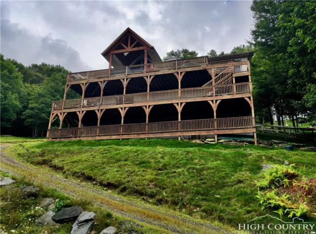146 W Blueberry Lane, Beech Mountain, NC 28604 (MLS #203105) :: Keller Williams Realty - Exurbia Real Estate Group