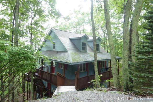 529 Pine Ridge Road, Beech Mountain, NC 28604 (MLS #203139) :: Keller Williams Realty - Exurbia Real Estate Group