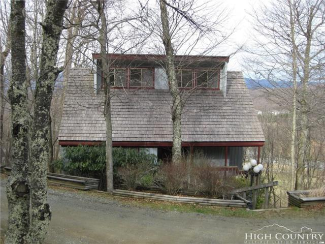 39 Slopes Road #39, Beech Mountain, NC 28604 (MLS #203157) :: Keller Williams Realty - Exurbia Real Estate Group