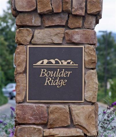 Lot 2 Boulder Ridge Drive, Boone, NC 28607 (MLS #203160) :: Keller Williams Realty - Exurbia Real Estate Group