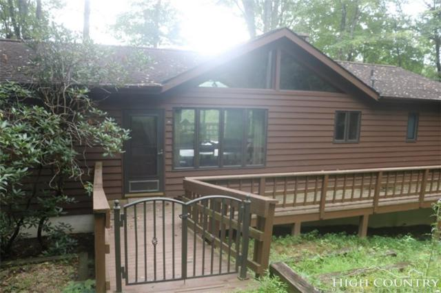 437 Overlook Drive, Deep Gap, NC 28618 (MLS #203198) :: Keller Williams Realty - Exurbia Real Estate Group
