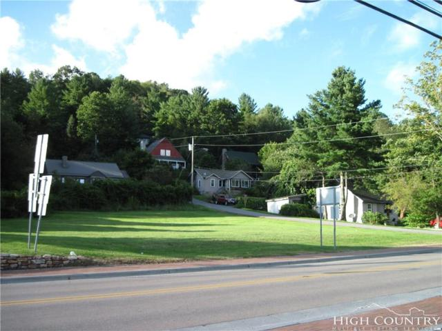 TBD Main St. And Azalea Way, Banner Elk, NC 28604 (MLS #203200) :: Keller Williams Realty - Exurbia Real Estate Group