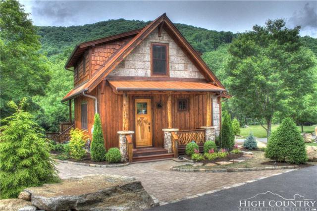 38 Eagle Cottage Lane, Banner Elk, NC 28604 (MLS #203285) :: Keller Williams Realty - Exurbia Real Estate Group