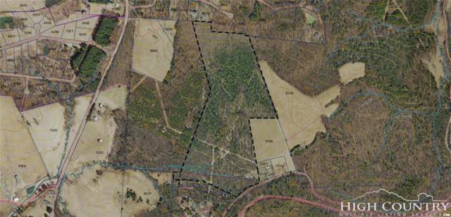 TBD Murphy Bend Road, Ennice, NC 28623 (MLS #203437) :: Keller Williams Realty - Exurbia Real Estate Group