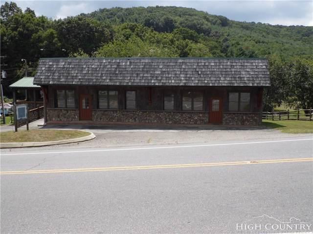 1087 N Us Highway 21, Sparta, NC 28675 (MLS #203539) :: Keller Williams Realty - Exurbia Real Estate Group