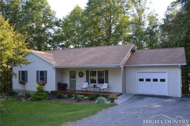 211 Ward Circle Drive, Sparta, NC 28675 (MLS #203554) :: Keller Williams Realty - Exurbia Real Estate Group