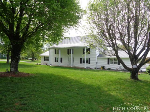 2639 Barrett Road, Ennice, NC 28623 (MLS #203696) :: Keller Williams Realty - Exurbia Real Estate Group