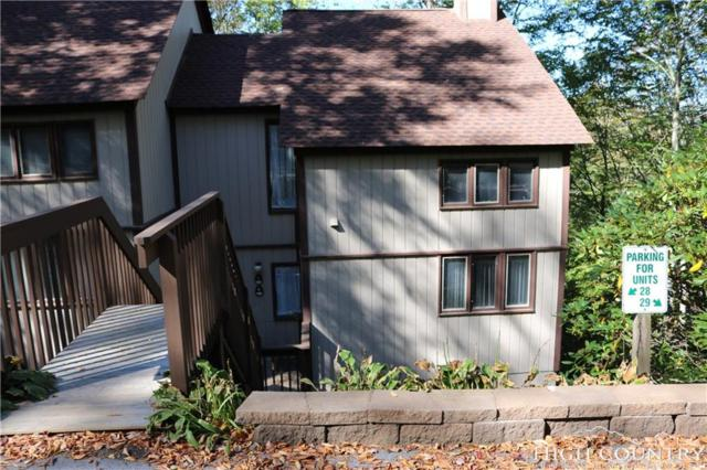1443 Sugar Mountain Drive E28, Sugar Mountain, NC 28604 (MLS #203706) :: Keller Williams Realty - Exurbia Real Estate Group