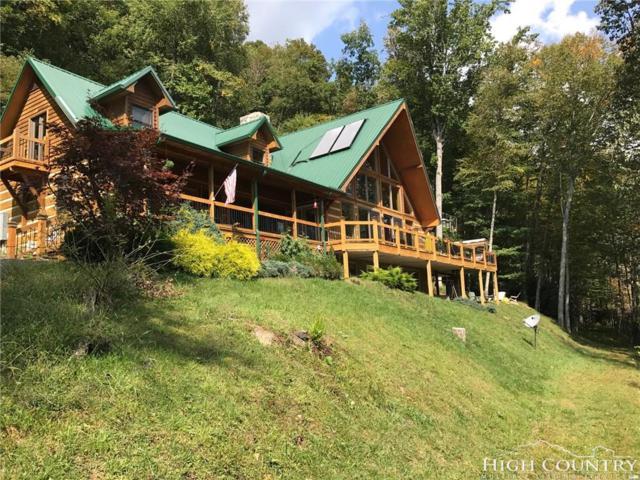 1185 River Ridge Road, Boone, NC 28607 (MLS #203710) :: Keller Williams Realty - Exurbia Real Estate Group