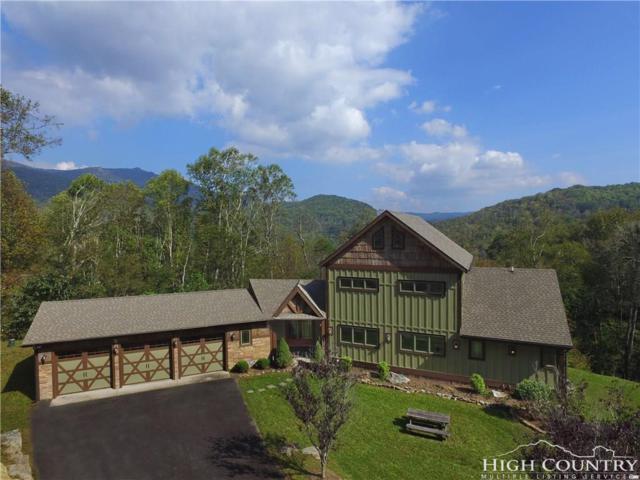 476 Double Knob Road, Banner Elk, NC 28604 (MLS #203751) :: Keller Williams Realty - Exurbia Real Estate Group