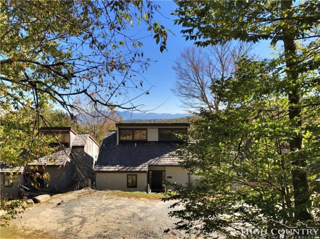 45 Slopes Road, Beech Mountain, NC 28604 (MLS #203776) :: Keller Williams Realty - Exurbia Real Estate Group