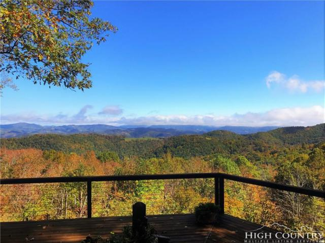 816 & 814 Pine Ridge Road, Beech Mountain, NC 28604 (MLS #203777) :: RE/MAX Impact Realty