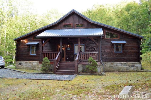 133 Buckeye Ridge Rd, Beech Mountain, NC 28604 (MLS #203823) :: Keller Williams Realty - Exurbia Real Estate Group