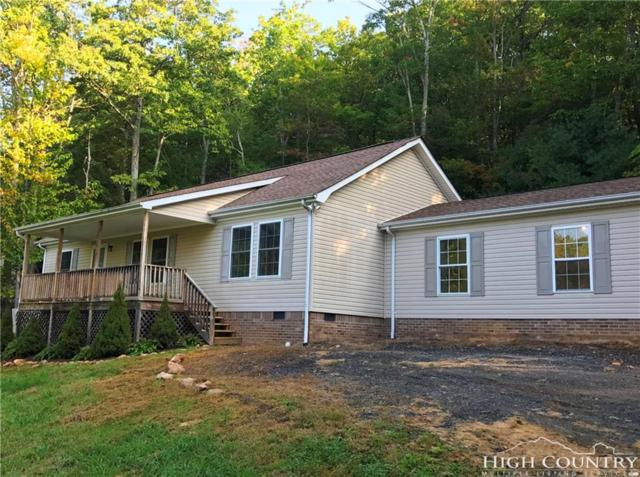 3724 Big Flatts Church Road, Fleetwood, NC 28626 (MLS #203856) :: Keller Williams Realty - Exurbia Real Estate Group
