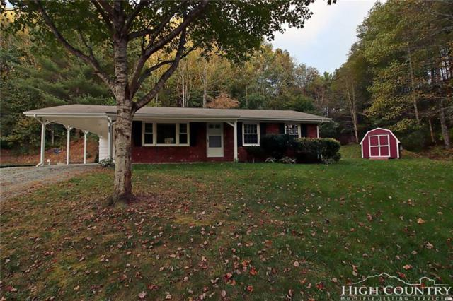 132 George Cook Road, Sugar Grove, NC 28679 (MLS #203873) :: Keller Williams Realty - Exurbia Real Estate Group