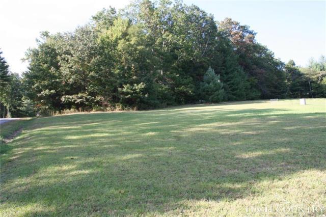 TBD Jeanette Glen, Fleetwood, NC 28694 (MLS #203908) :: Keller Williams Realty - Exurbia Real Estate Group