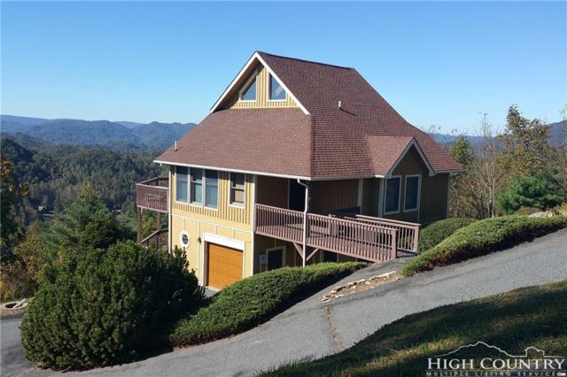 114 Shuck Pen Road, Boone, NC 28607 (MLS #203918) :: Keller Williams Realty - Exurbia Real Estate Group