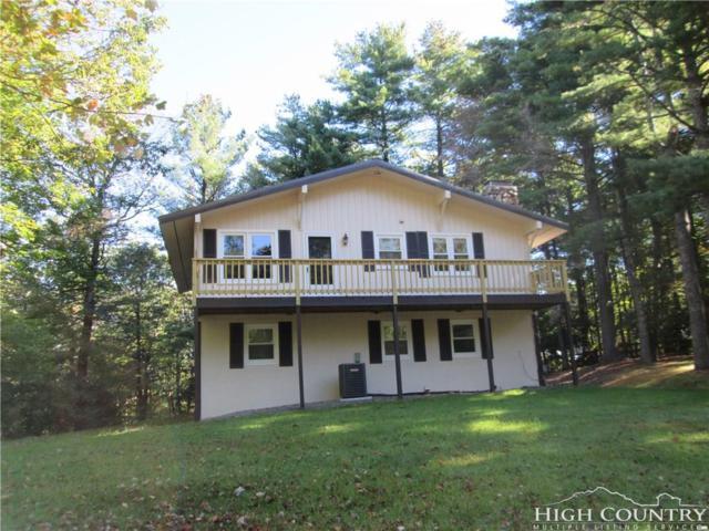 81 Pine Tree Drive, Roaring Gap, NC 28668 (MLS #203933) :: Keller Williams Realty - Exurbia Real Estate Group