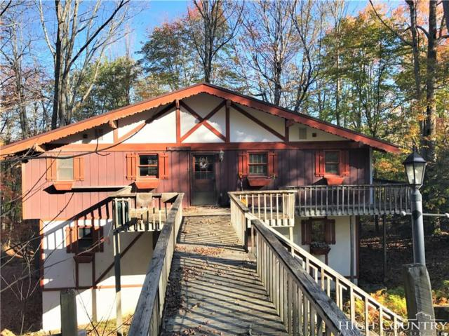 204 Overbrook Trail, Beech Mountain, NC 28604 (MLS #203991) :: RE/MAX Impact Realty