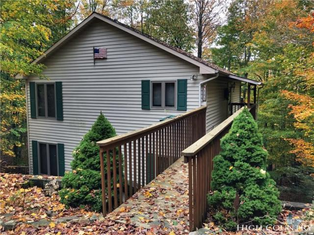 111 Heather Lane, Beech Mountain, NC 28604 (MLS #203996) :: RE/MAX Impact Realty