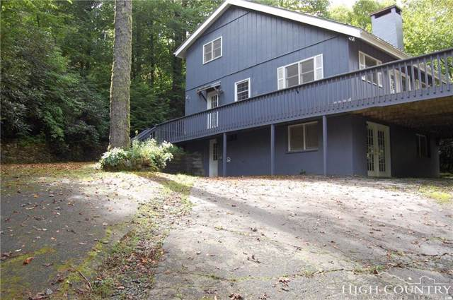 121 Harbor Lake Road, Linville, NC 28646 (MLS #204009) :: Keller Williams Realty - Exurbia Real Estate Group