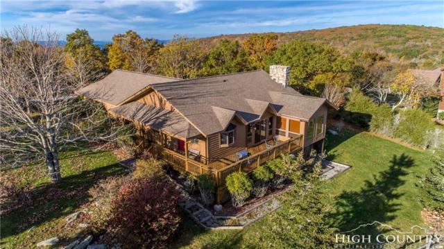 120 Woodland Way, Beech Mountain, NC 28604 (MLS #204069) :: Keller Williams Realty - Exurbia Real Estate Group