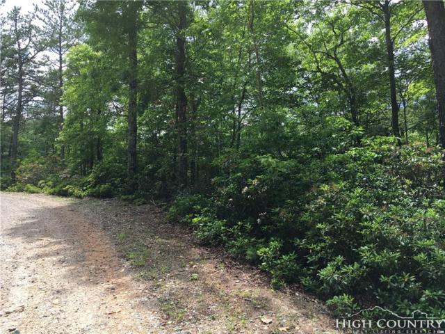 tbd Roaring Ridge Road, Deep Gap, NC 28618 (MLS #204146) :: RE/MAX Impact Realty