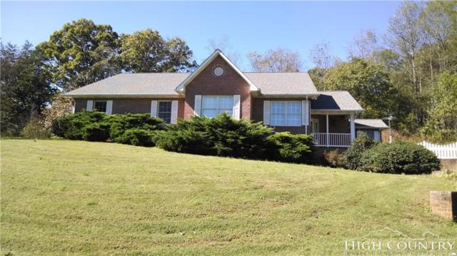 1482 Arbor Grove Church Rd Road, Millers Creek, NC 28651 (MLS #204155) :: RE/MAX Impact Realty