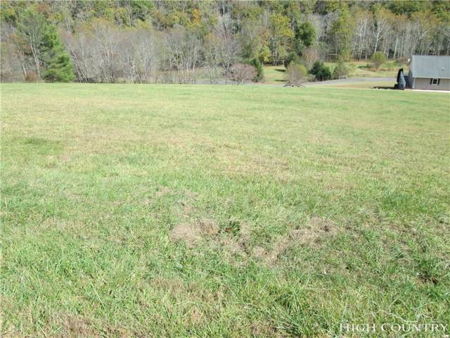 Lot 37 Stoney Brook Drive, Lansing, NC 28643 (MLS #204172) :: RE/MAX Impact Realty