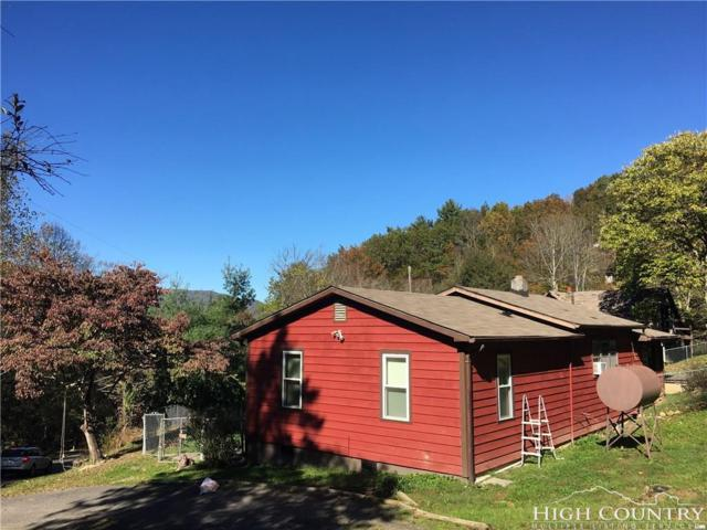417 Licklog Road, Newland, NC 28657 (MLS #204201) :: Keller Williams Realty - Exurbia Real Estate Group