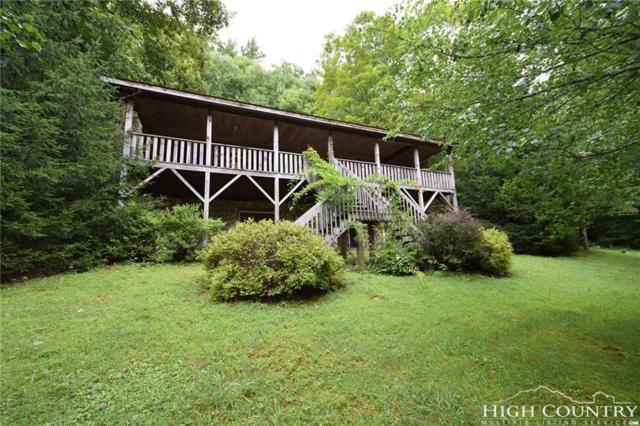 197 Forest Ridge, Fleetwood, NC 28626 (MLS #204203) :: Keller Williams Realty - Exurbia Real Estate Group