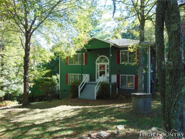 317 Ward Circle Circle, Sparta, NC 28675 (MLS #204258) :: Keller Williams Realty - Exurbia Real Estate Group