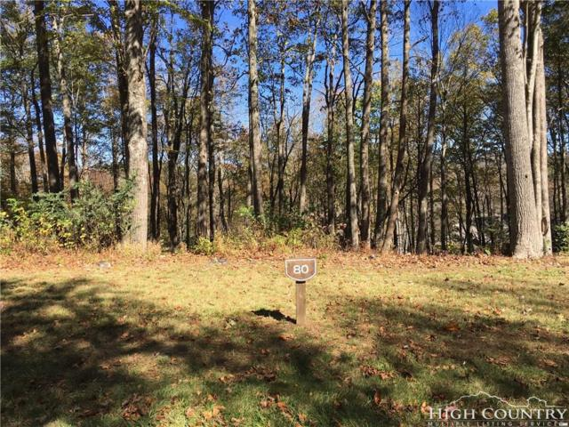 Lot 80 Sweetgrass Drive, Blowing Rock, NC 28605 (MLS #204329) :: Keller Williams Realty - Exurbia Real Estate Group