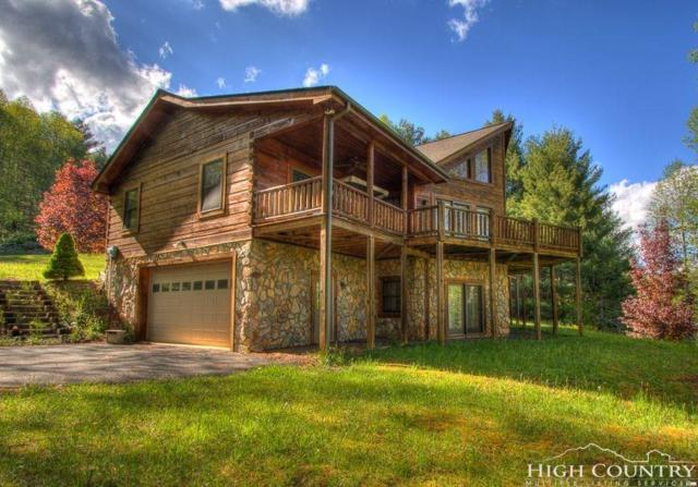 156 Rivers Edge Access Road, Jefferson, NC 28640 (MLS #204435) :: Keller Williams Realty - Exurbia Real Estate Group