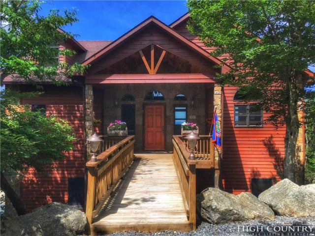 324 N Pinnacle Ridge Road, Beech Mountain, NC 28604 (MLS #204458) :: Keller Williams Realty - Exurbia Real Estate Group