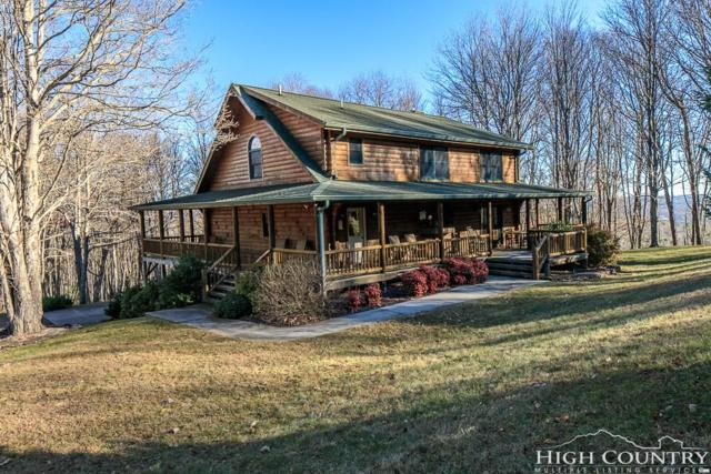 1453 Bare Knob Road, Jefferson, NC 28640 (MLS #204667) :: Keller Williams Realty - Exurbia Real Estate Group